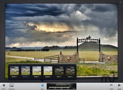 snapseed mac gratuit