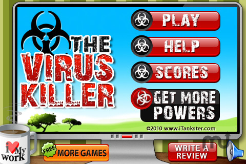 Screenshot 3 for The Virus Killer Game
