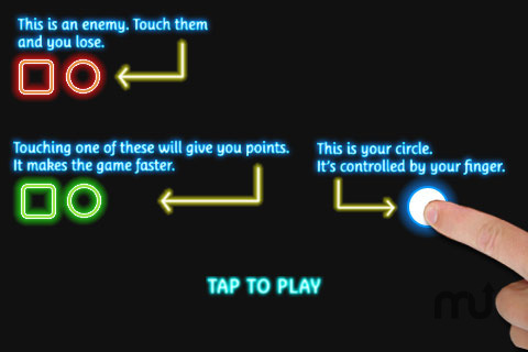 Screenshot 4 for Sonic Square Touch Free