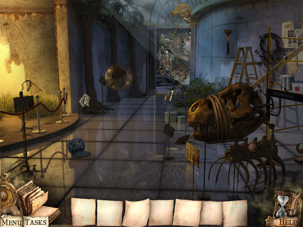 Screenshot 1 for Reincarnations - Back to the Reality CE