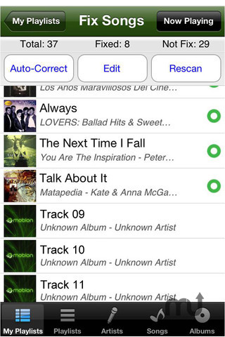 Screenshot 5 for Mobion Music Global Premium