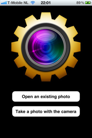 Screenshot 1 for Photo Sense