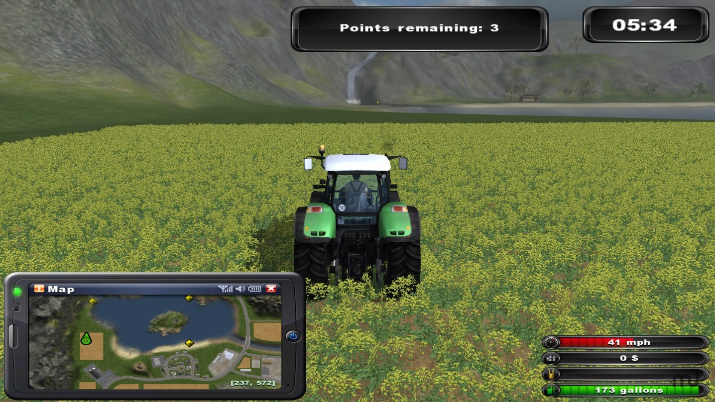 Screenshot 1 for Farming Simulator