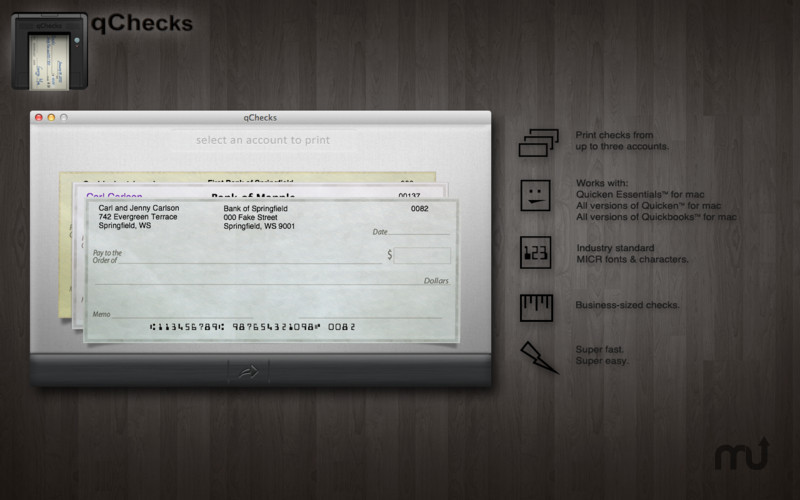 Screenshot 2 for qChecks