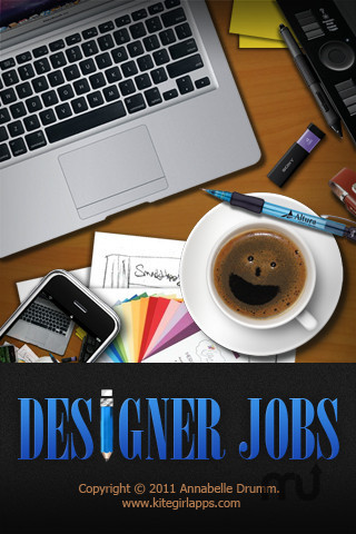 Screenshot 1 for Designer Jobs