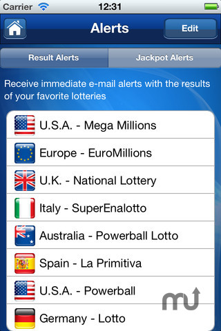 Screenshot 5 for Lottery Results - theLotter