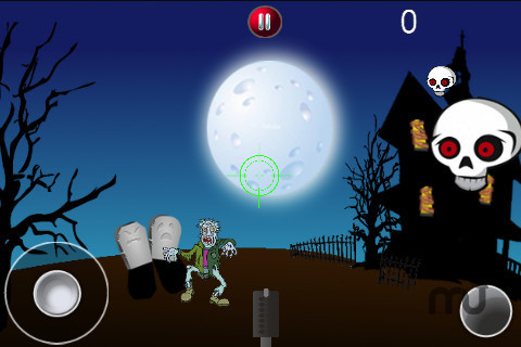 Screenshot 2 for Pumpkin Blaster by playos