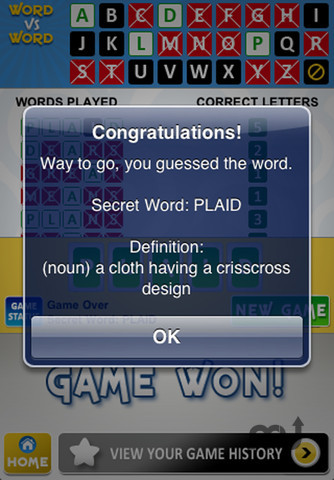 Screenshot 5 for Word vs Word