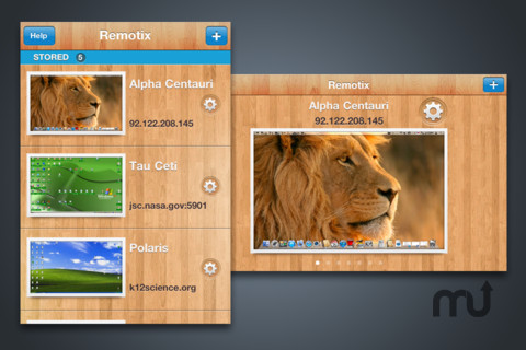 Screenshot 6 for Remotix