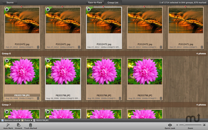 Screenshot 3 for PhotoSweeper Lite