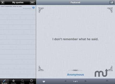 Screenshot 10 for Quotes Folder