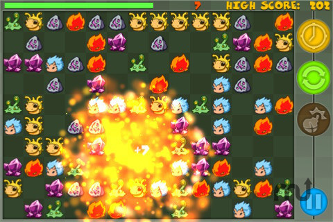 Screenshot 2 for Crystal Dash