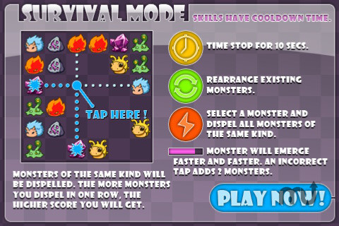 Screenshot 3 for Crystal Dash