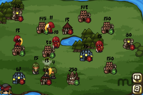 Screenshot 3 for Castles Conqueror