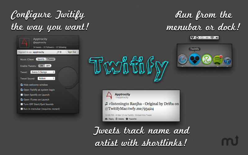 Screenshot 1 for Twitify
