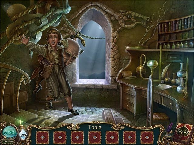 Screenshot 1 for Haunted Legends: The Bronze Horseman