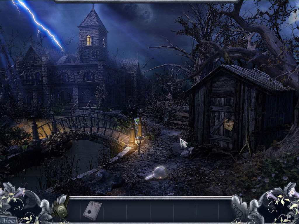 Screenshot 1 for Haunted Past: Realm Of Ghosts
