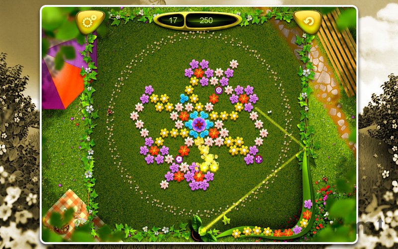 Screenshot 2 for Magic Petals