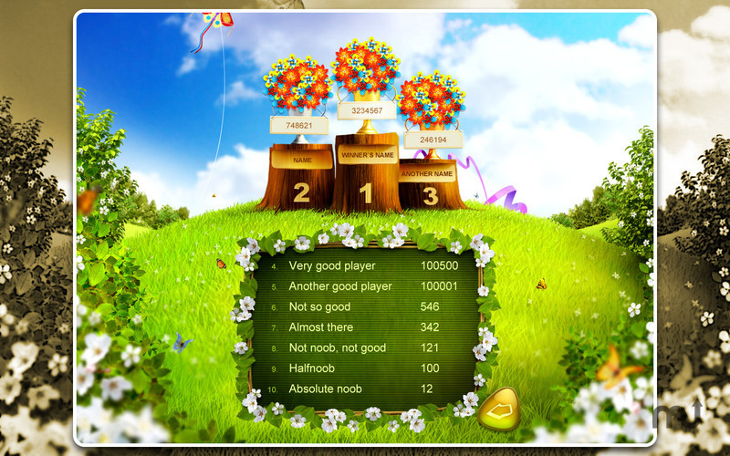 Screenshot 3 for Magic Petals