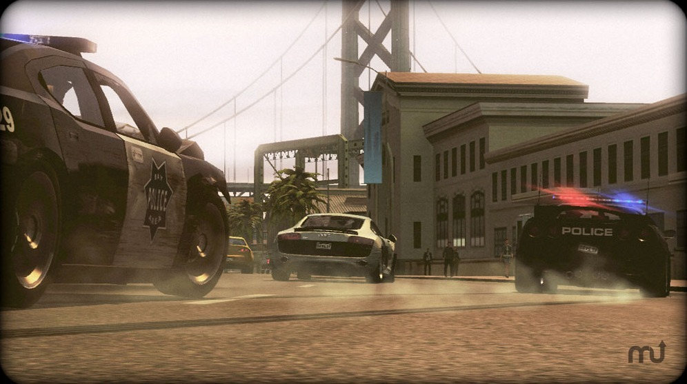Screenshot 1 for Driver San Francisco Deluxe Edition