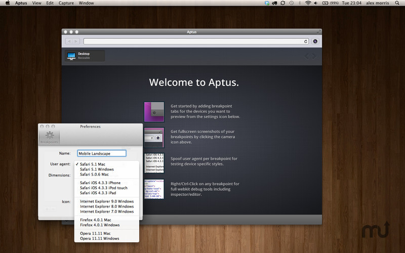 Screenshot 2 for Aptus