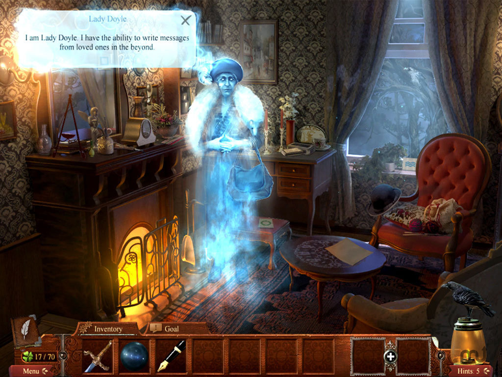 Screenshot 1 for Midnight Mysteries - Haunted Houdini CE