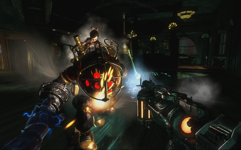 Screenshot 1 for BioShock 2