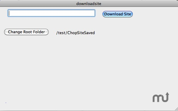 Screenshot 1 for ChopsiteBasic