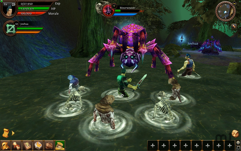 Screenshot 5 for Order & Chaos Online