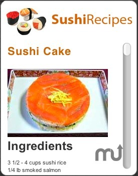 Screenshot 1 for Sushi Recipes