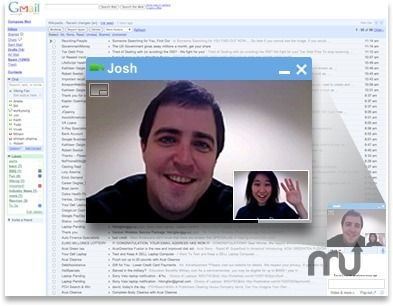 Screenshot 1 for Google Talk Plugin