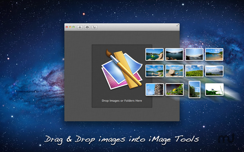Screenshot 1 for iMage Tools