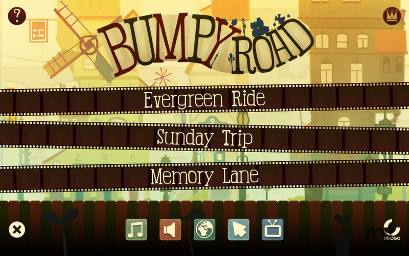 Screenshot 3 for Bumpy Road