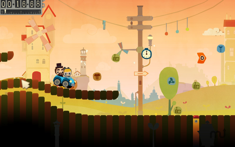 Screenshot 4 for Bumpy Road