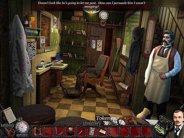 Screenshot 1 for Mystery Murders: Jack The Ripper