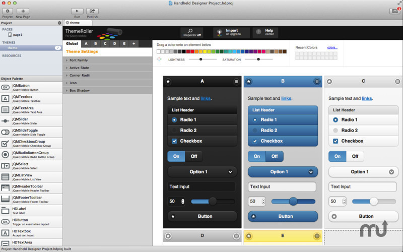 Screenshot 8 for Handheld Designer