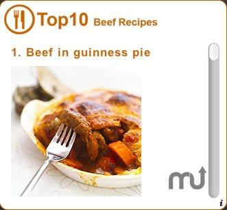 Screenshot 1 for Top 10 Beef Recipes