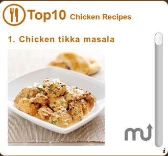 Screenshot 1 for Top 10 Chicken Recipes