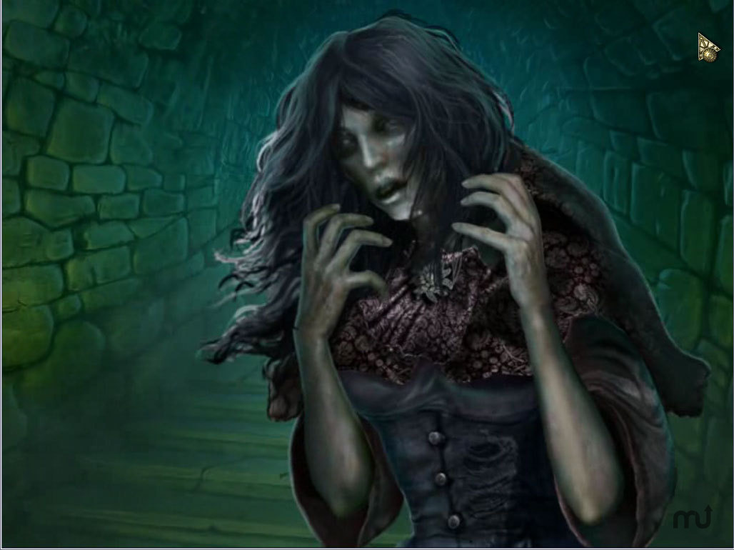 Screenshot 1 for Dark Tales: Edgar Allan Poe's The Premature Burial CE