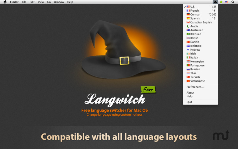Screenshot 1 for Langwitch