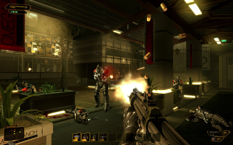 Screenshot 2 for Deus Ex Human Revolution