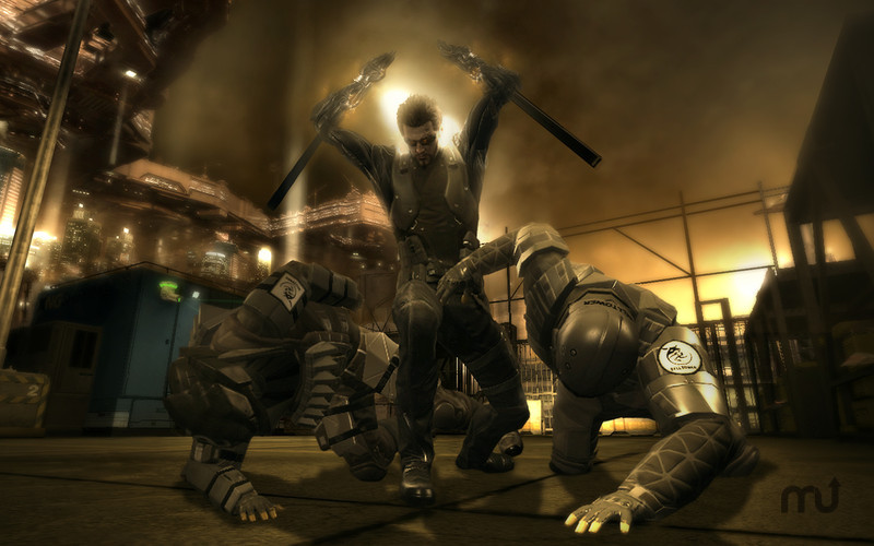 Screenshot 4 for Deus Ex Human Revolution