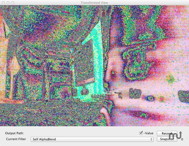 Screenshot 1 for Acid Cam