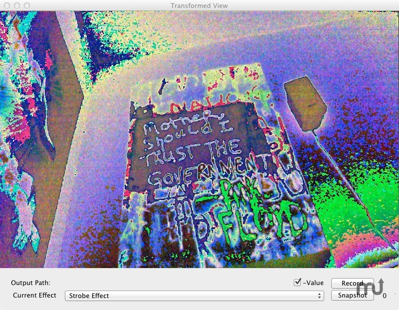 Screenshot 2 for Acid Cam