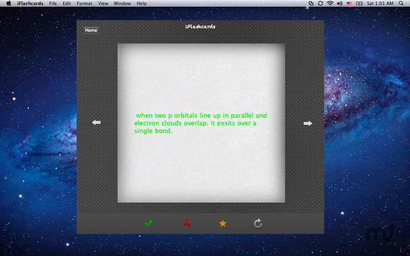Screenshot 4 for iFlashcards