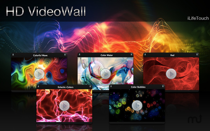 Screenshot 1 for HD VideoWall