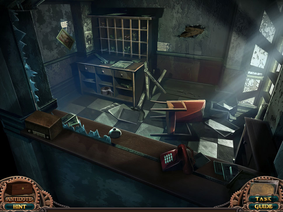 Screenshot 1 for White Haven Mysteries Collector's Edition
