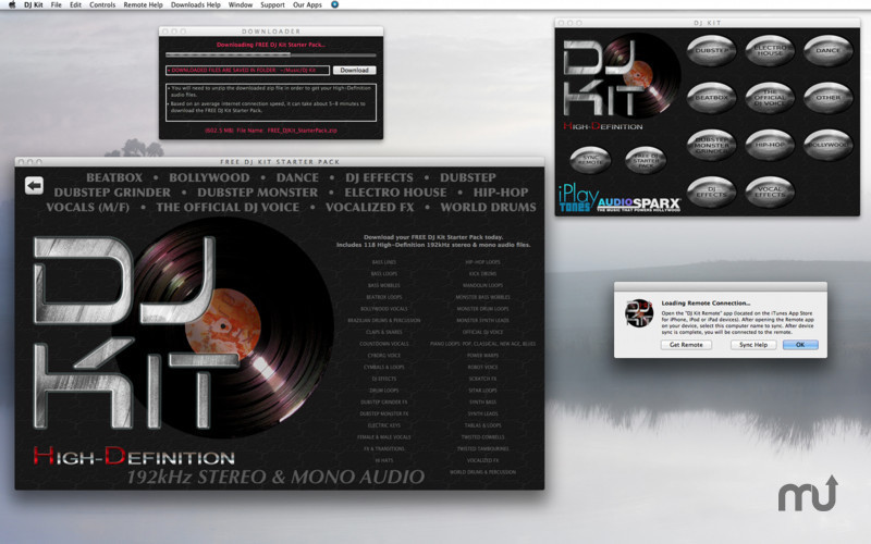 Screenshot 1 for DJ Kit