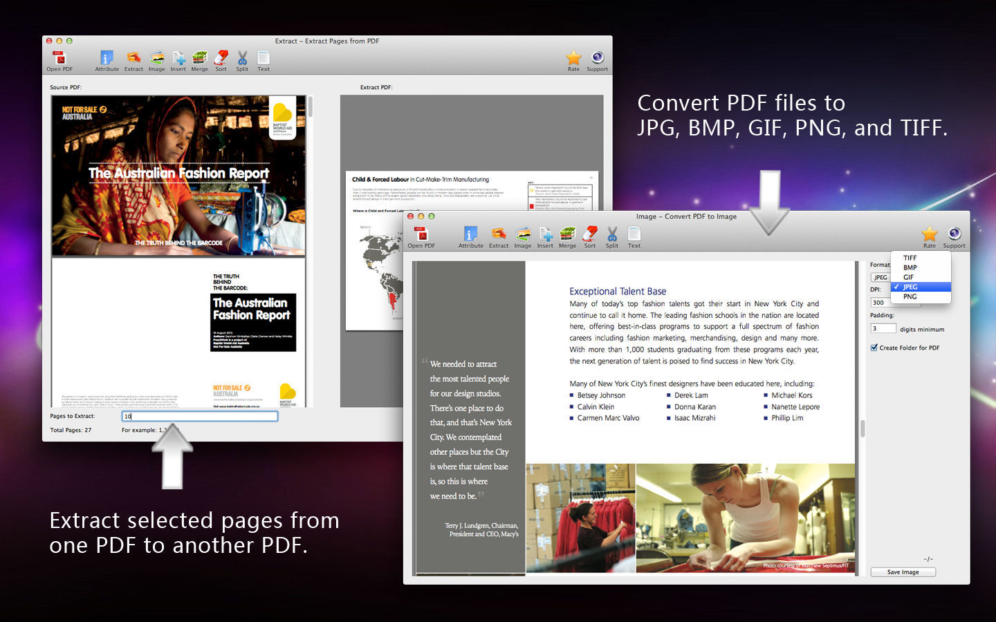 Screenshot 3 for PDF Suite