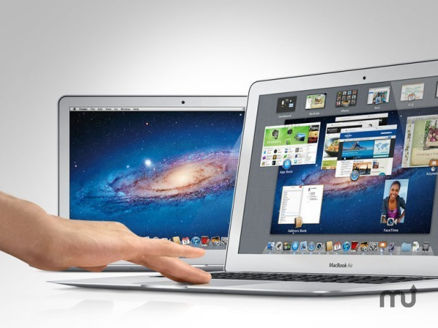 Screenshot 1 for MacBook Air (Mid 2012) Software Update